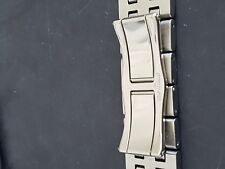 REPLACEMENT DEPLOYMENT BUCKLE CLASP  FOR RAYMOND WEIL TANGO 5590