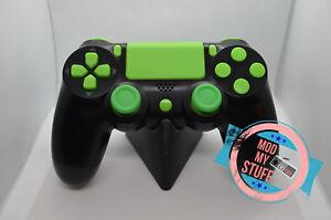 Ps4 Controller Button Pro/Slim, Set, Grün, Tasten, Knöpfe, passend für Pro/Slim