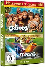 DVD - Die Croods & Turbo - Box / #7378