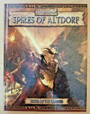 Spires of Altdorf -Paths of the Damned (Warhammer Fantasy RPG, Black Industries)