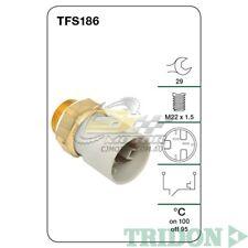 TRIDON FAN SWITCH FOR Holden Calibra 10/91-07/95 2.0L(C20NE)(Petrol) TFS186