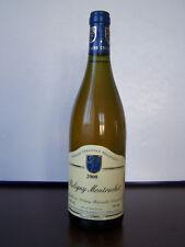 VINS FINS , BOURGOGNE , PULIGNY MONTRACHET 2000 , DOMAINE C . BELLEVILLE .