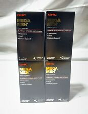 GNC Mega Men Multivitamin Supplement 90 Count