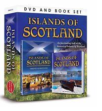 ISLANDS OF SCOTLAND SCOTTISH BOOK & DVD GIFT SET - ORKNEY & SHETLAND ISLES
