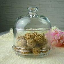 Frischhalteglocke Glasglocke Bonboniere Konfektglas Aufbewahrungsdose
