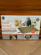 K&H PET PRODUCTS Small Animal Outdoor Heated Pad 25W Tan 9 X 12 Inches 25 Watts