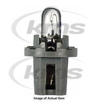 10x New Genuine HELLA Instrument Lighting Bulb 8GA 007 997-071 Top German Qualit
