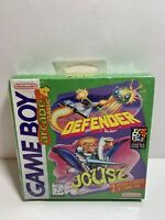 Arcade Classic No. 4 Defender/Joust Nintendo Game Boy Brand New Factory Sealed