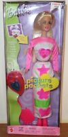 Barbie Picture Pockets Barbie Doll 2000 Mattel Damaged Box