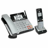 AT&T TL86103 DECT 6.0 Connect to Cell 2 Line Answering System with Caller ID