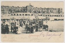 Netherlands postcard - Hotel d'Orange, Scheveningen - P/U