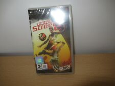 PSP-FIFA Street 2  PSP  GAME NEW sealed pal version