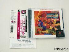 Rockman Dash 2 Best Playstation 1 Japanese Import PS1 Mega Man Legends US Seller