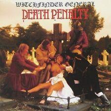WITCHFINDER GENERAL - Death Penalty LP