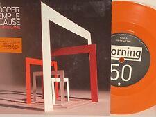 The Cooper Temple Clause Waiting Game Ltd Orange Vinyl Part 3 Of 3 Part Set M/ex