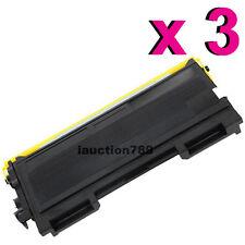 3x Toner Cartridges for Brother TN2025 HL-2040 HL-2070N MFC7820 MFC-7420 FAX2820