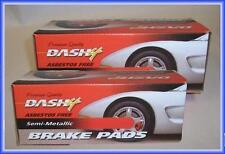2005, 2007 F250 F350 Super Duty DASH 4  Frt & Rr Brake Pads