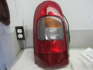 Driver Left Tail Light Fits 97-05 VENTURE 91667