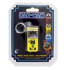 PAC MAN Rétro Arcade MacHine Gaming Porte-clés Porte-clés