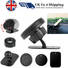 New 360° Universal Holder Dashboard Magnetic Car Dash Mount For GPS Mobile Phone