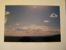 FINE ART PHOTOGRAPH THE VIEW by ELLEN STOCKDALE-WOLFE NY ARTIST NUMBER 1 OF 50