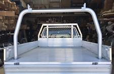 (LR-05s) UNDER MOUNTED ALUMINUM ALLOY 3' TRUCK RACK LADDER TRAY RACK 1690x920mm