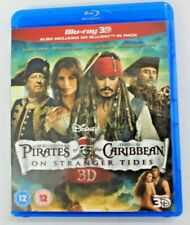 Pirates of the Caribbean: On Stranger Tides 3D+2D [Blu-ray] [Region Free]
