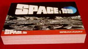 SPACE 1999 Series Two - COMPLETE BASE SET (36 Cards) - Unstoppable Cards 2018