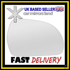 Right Driver Wing Car Mirror Glass Replacement CONVEX Skoda Octavia 09-13