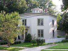 Delightful Octagon home, Victorian details, porch, cupola, architectural plans