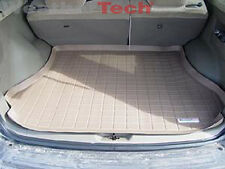 WeatherTech Cargo Liner Trunk Mat for Hyundai Santa Fe - 2001-2006 - Tan