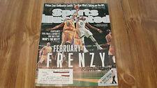 10-21-11 Sports Illustrated Magazine Kobe Bryant Lakers & Rajon Rondo on cover