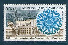 TIMBRE 1792 NEUF XX LUXE - 25 ANS DU CONSEIL DE L'EUROPE