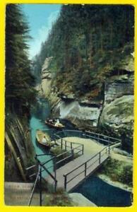 Alte AK Tschechien: Böhmische Schweiz, Edmundsklamm, um 1910