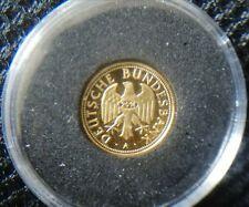 Sonderprägung Goldmark 2011 Deutschland BRD