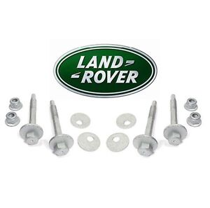 Land Rover Discovery Front Lower Control Arm Bolt Bush Kit