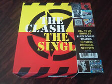 The Singles [Box Set] [Box] by The Clash (CD, Nov-2006, 19 Discs, Epic)