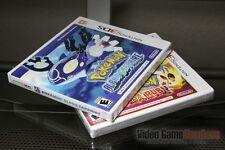 Pokemon: Alpha Sapphire & Omega Ruby Set (Nintendo 3DS, 2014) Y-FOLD SEALED!