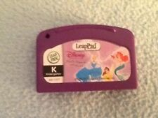 LEAP PAD DISNEY PRINCESS MATH, MAZES AND MORE Game Cartridge Leap Pad