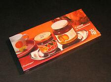 WMF bandeja para marmeladegläser, Cromargan acero inoxidable, rareza 70er 80er, nuevo + embalaje original