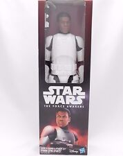 "Finn (FN-2187) 12"" Inch Stormtrooper - Star Wars The Force Awakens Action Figure"