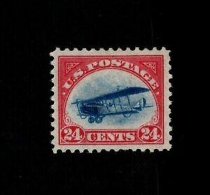 WOW SUPERB CENTERED US Airmail Jenny Scott# C3 - No Gum & 2 old hinge remnants.