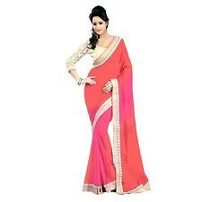 Veeraa Saree Exclusive Beautiful Designer Bollywood Indian Partywear Saree 163