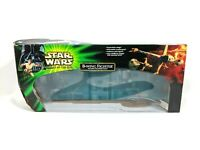 Hasbro Star Wars Power of Jedi B-Wing Fighter Empty Box Only w/ Inserts 2001
