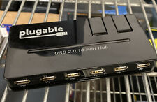 Plugable USB 2.0 10-Port Hub