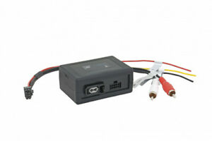 Para Mercedes Sl R230 Más Bus Guía Harman Kardon Coche Radio Adaptador Cable