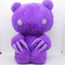 Gloomy Bear Chax Big Plush Doll Stuffed GP type Abstraction Purple 40cm 20th TAG
