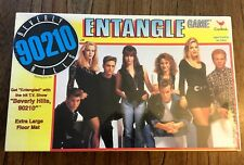 Beverly Hills 90210 Entangle Vintage Board Game Cardinal New Sealed NIB 1991 TV