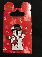 Snowman Mickey (Sparkle) 2008