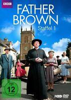 MARK/SPEER,HUGO/CARROLL,NANCY WILLIAMS - FATHER BROWN-STAFFEL 1 3 DVD NEU